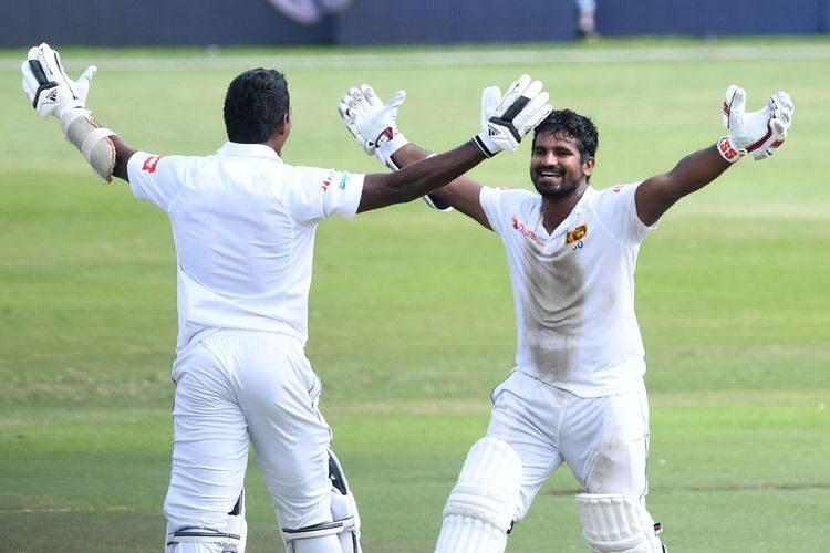 Sri Lanka just need just a draw at Port Elizabeth to become the first Asian side to win a Test series on South African soil