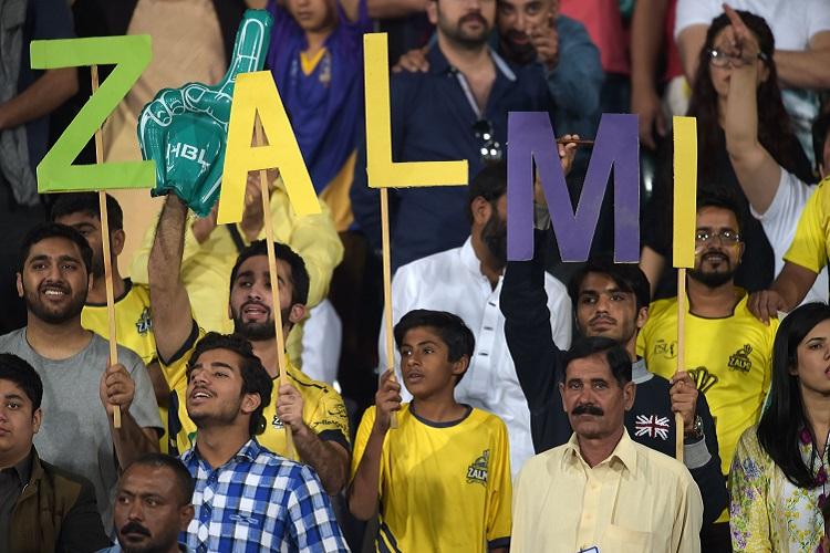 PSL Pakistan Super League Islamabad United Lahore Qalandars Karachi Kings Quetta Gladiators Peshawar Zalmi
