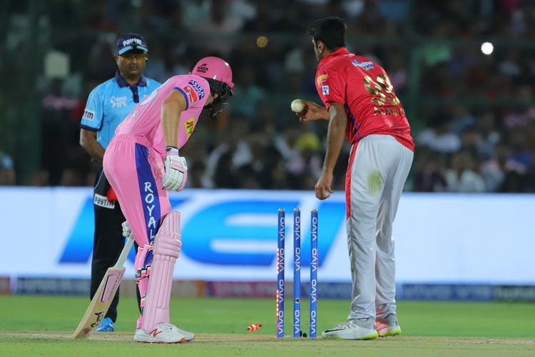 The MCC said that the run-out was contrary to the game's spirit, and the pause between the moment Ashwin reached the crease and the expected moment of delivery was unusually long