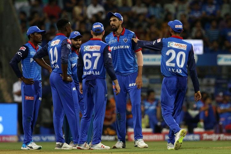 IPL 2019 12 Delhi Capitals Kolkata Knight Riders DC KKR