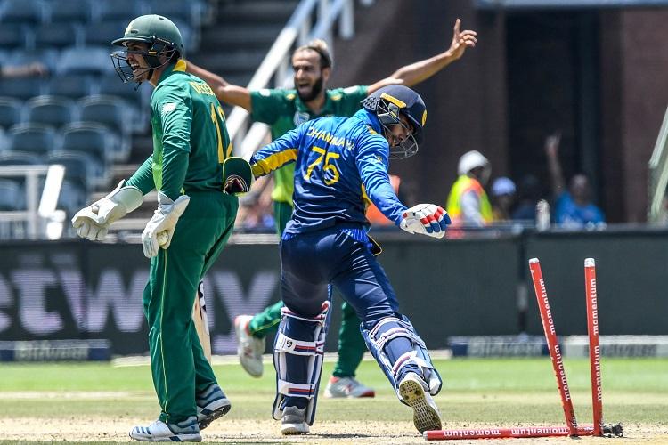 Sri Lanka South Africa Faf du Plessis Imran Tahir Upul Tharanga Lasith Malinga