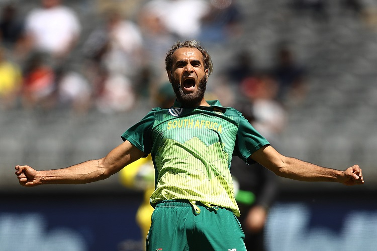 Imran Tahir South Africa