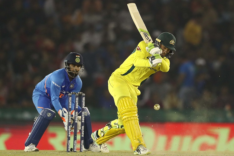 5th ODI India Australia Virat Kohli Rohit Sharma Alex Carey Kotla Ashton Turner