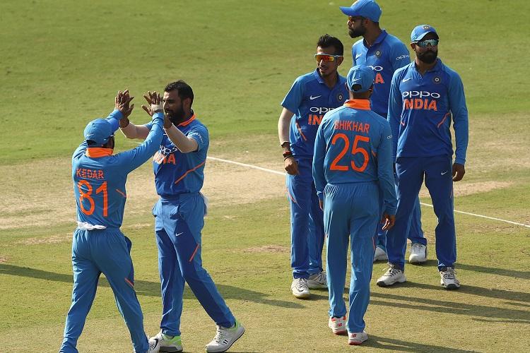 India Australia 2019 Virat Kohli MS Dhoni Rohit Sharma Glenn Maxwell