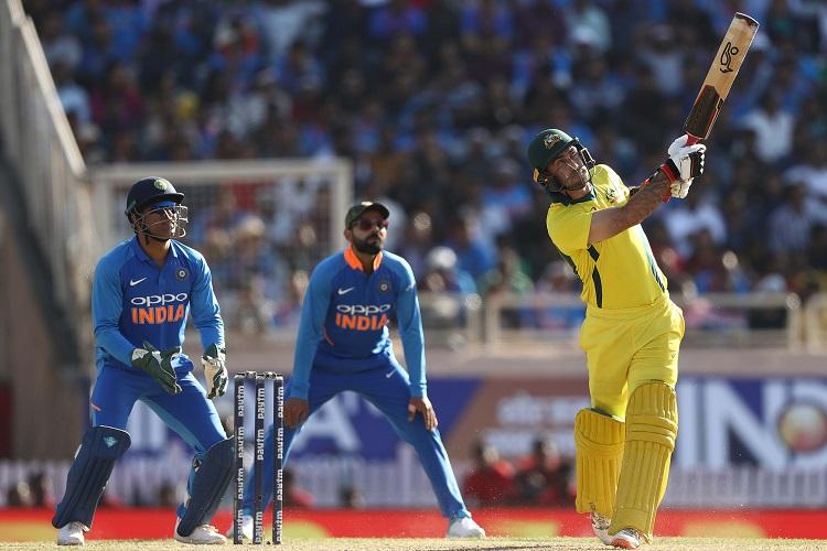 India Australia 4th ODI Mohali Virat Kohli Usman Khawaja Bhuvneshwar Kumar Adam Zampa