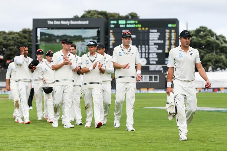 New Zealand Bangladesh Neil Wagner 2nd Test Trent Boult