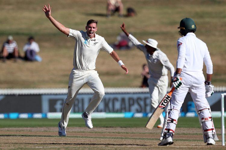 Tim Southee New Zealand Bangladesh