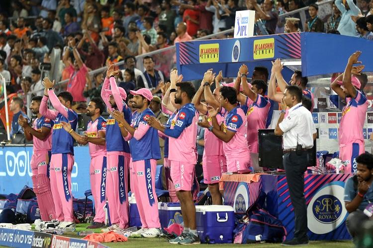 IPL 2019 12 Chennai Super Kings CSK RR Rajasthan Royals