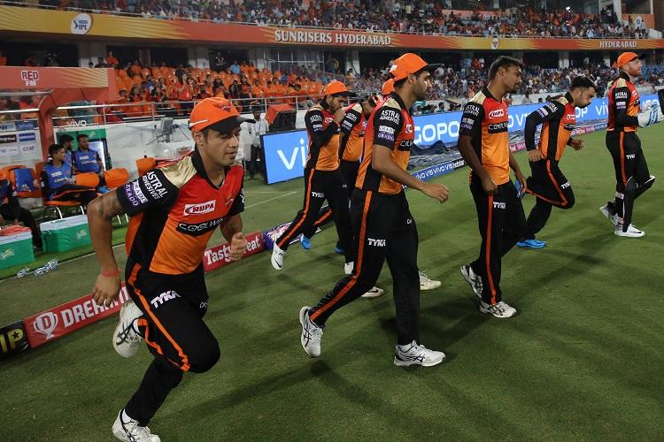 IPL 2019 12 Sunrisers Hyderabad Royal Challengers Bangalore SRH RCB