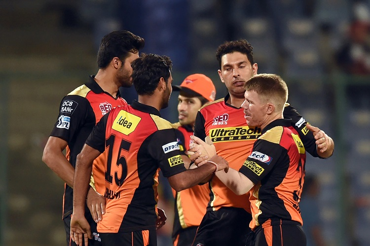 Indian Premier League IPL 2019 12 Sunrisers Hyderabad SRH