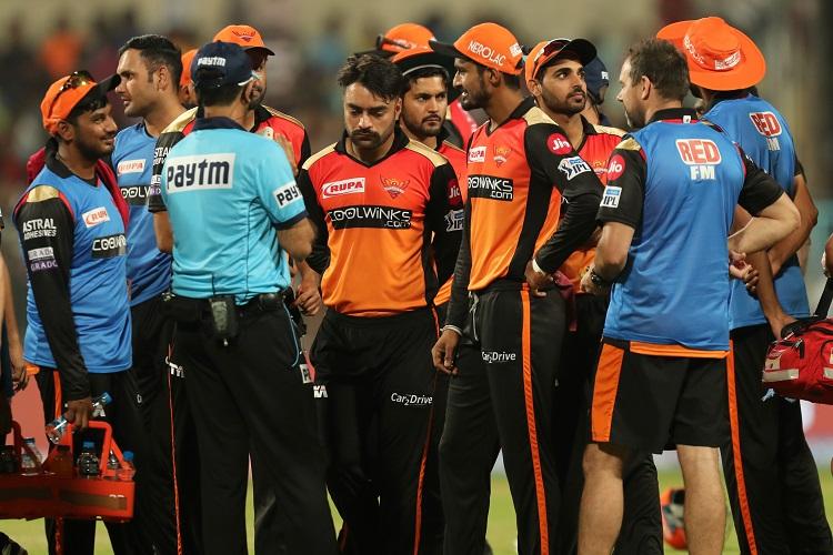 IPL 2019 12 Sunrisers Hyderabad SRH Rajasthan Royals RR