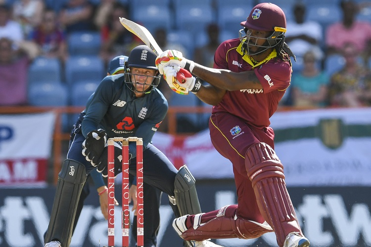 West Indies England Jos Buttler Chris Gayle