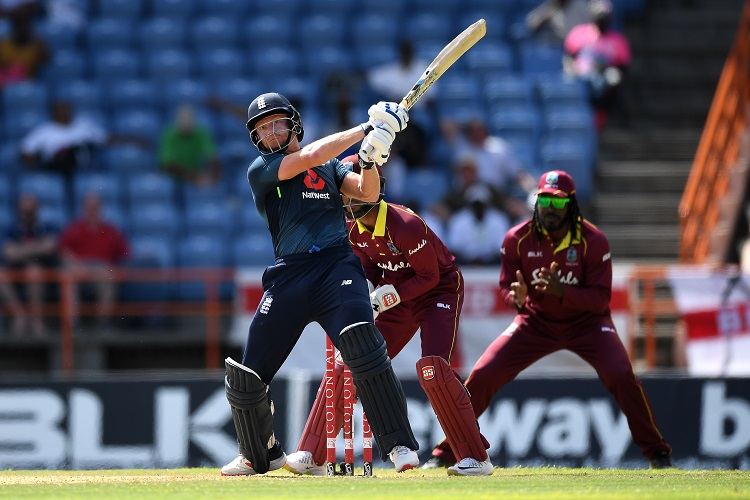 West Indies England Chris Gayle Eoin Morgan Mark Wood 2019