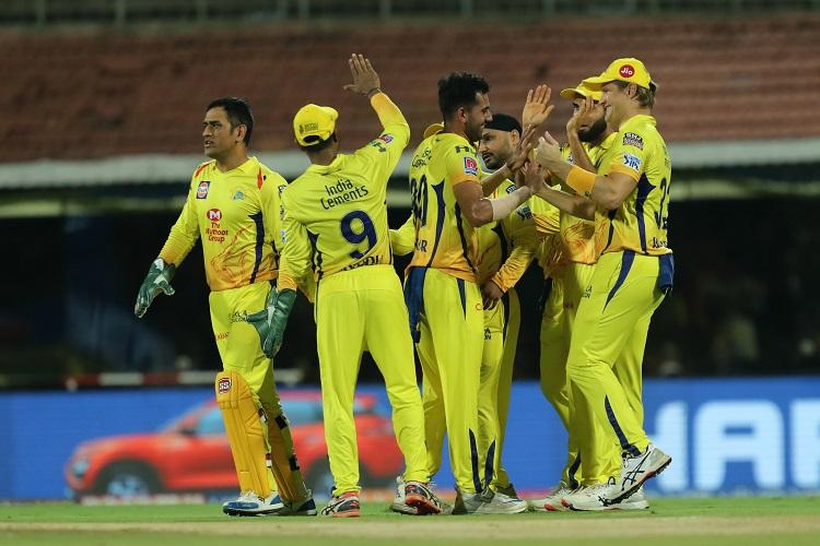 cricket news IPL 2019 Chennai Super Kings Kolkata Knight Riders MS Dhoni