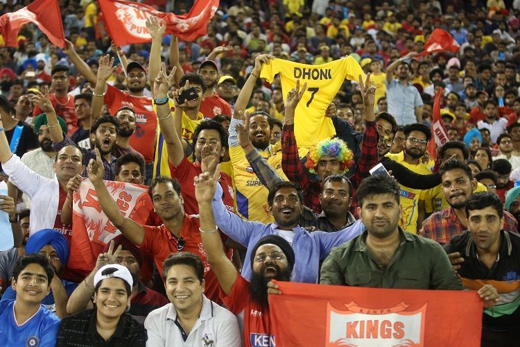 IPL 2019 12 Chennai Super Kings XI Punjab CSK KXIP