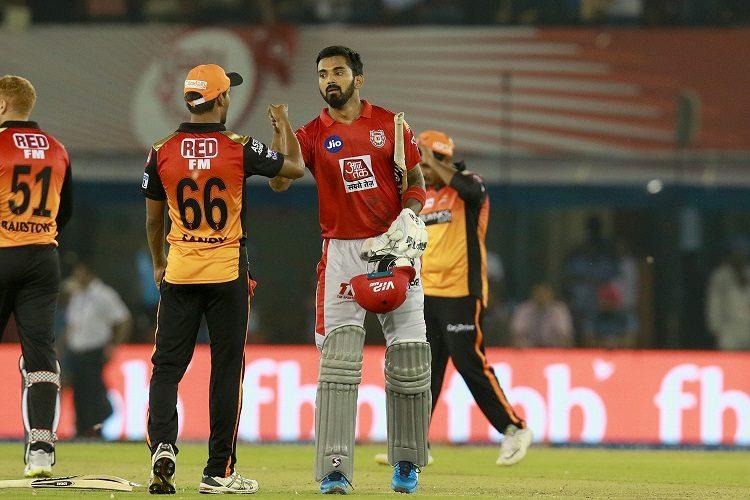 IPL 2019 12 Sunrisers Hyderabad Kings XI Punjab SRH KXIP