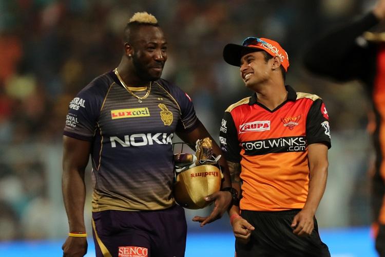 IPL 2019 12 Kolkata Knight Riders Sunrisers Hyderabad KKR SRH