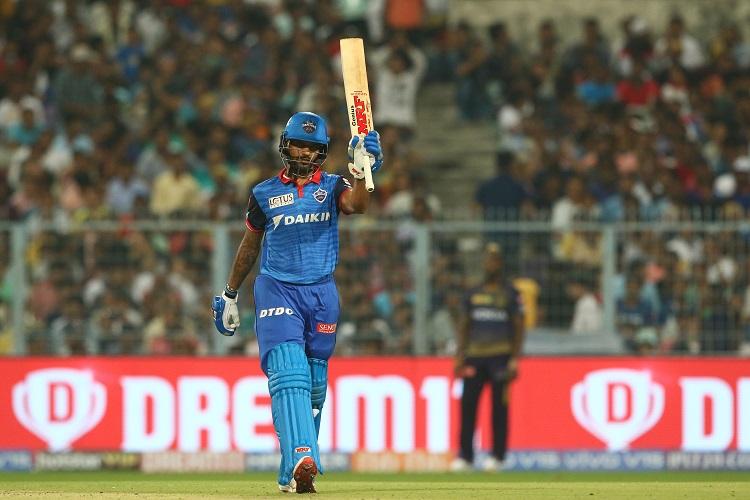 cricket news Shikhar Dhawan Delhi Capitals IPL 2019