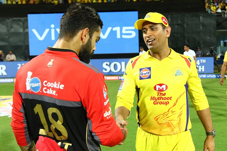 IPL 2019 12 Chennai Super Kings Royal Challengers Bangalore RCB CSK