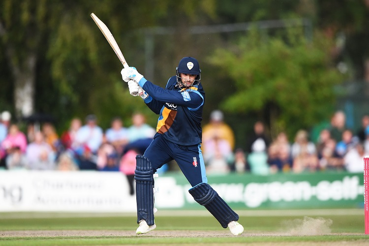 Billy Godleman Derbyshire Royal London One-Day Cup