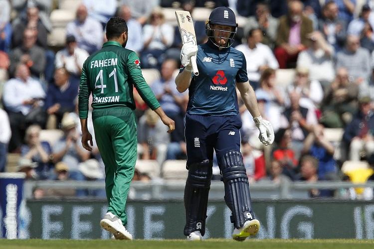 Eoin Morgan England Pakistan ODIs
