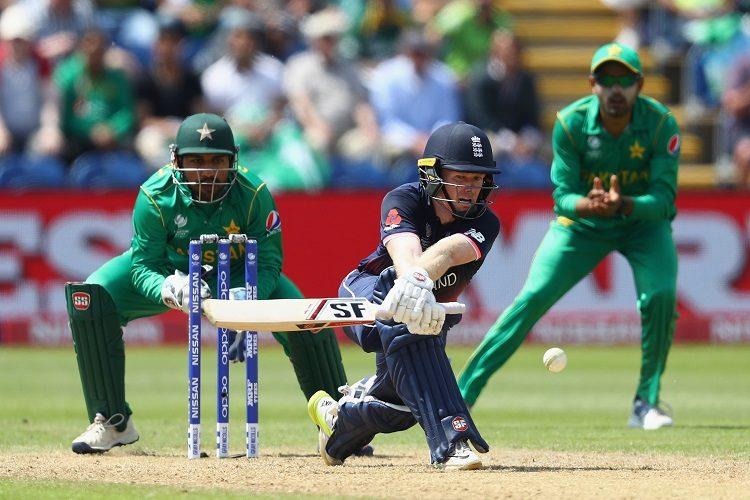 Eoin Morgan England Pakistan ODI