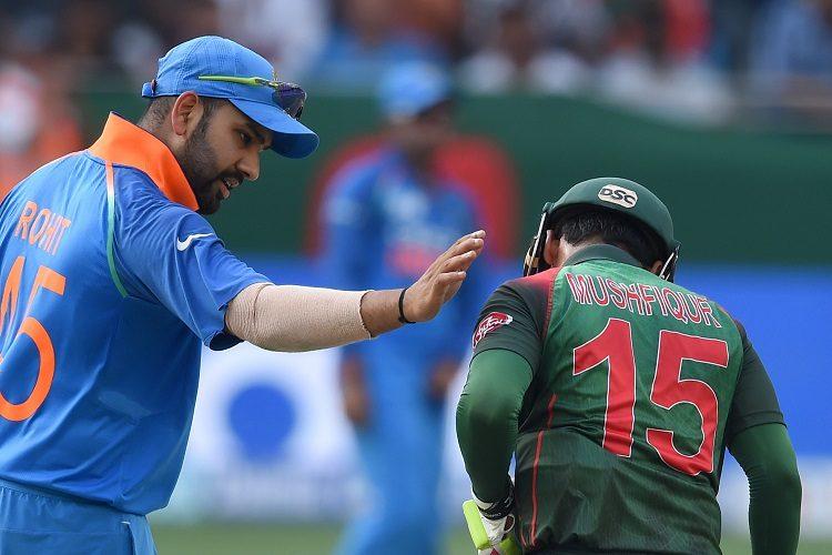 India Bangladesh Rohit Sharma Mushfiqur Rahim