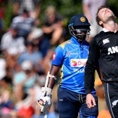 New Zealand Sri Lanka