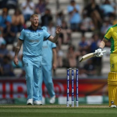 Steven Smith England Australia World Cup warmup