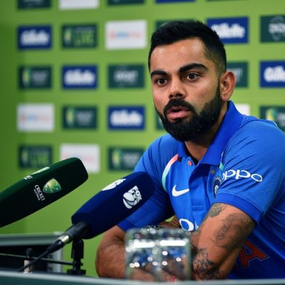 Virat Kohli India press conference