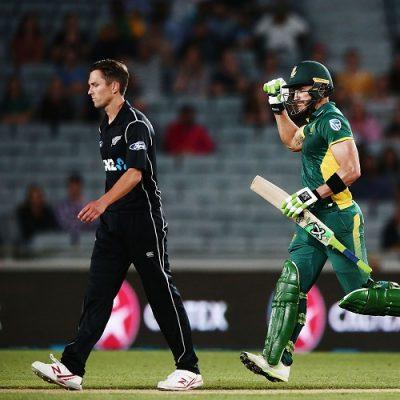 Faf du Plessis South Africa New Zealand