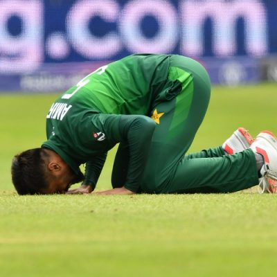 Mohammad Amir Pakistan