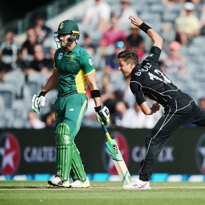 Trent Boult New Zealand South Africa