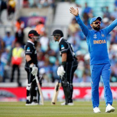 Virat Kohli India New Zealand