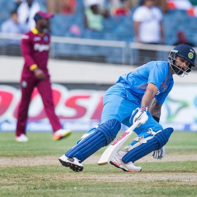 Virat Kohli India West Indies