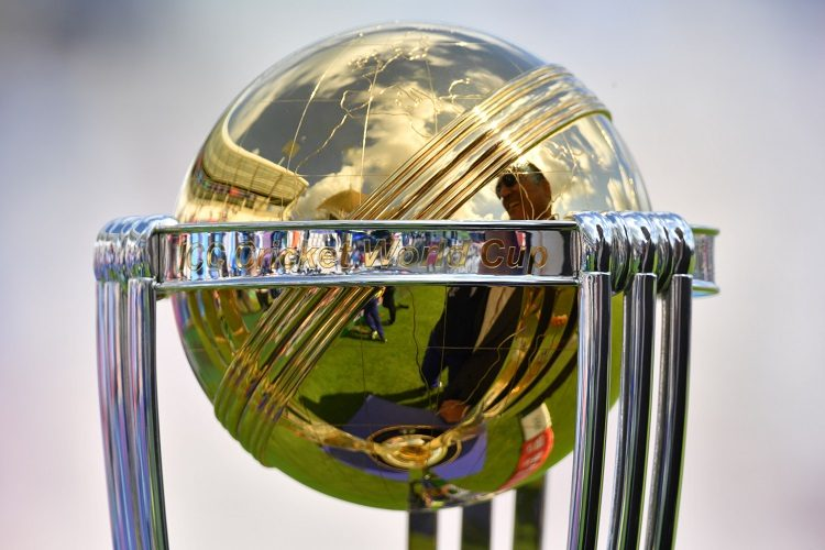 World Cup 2019 Trophy