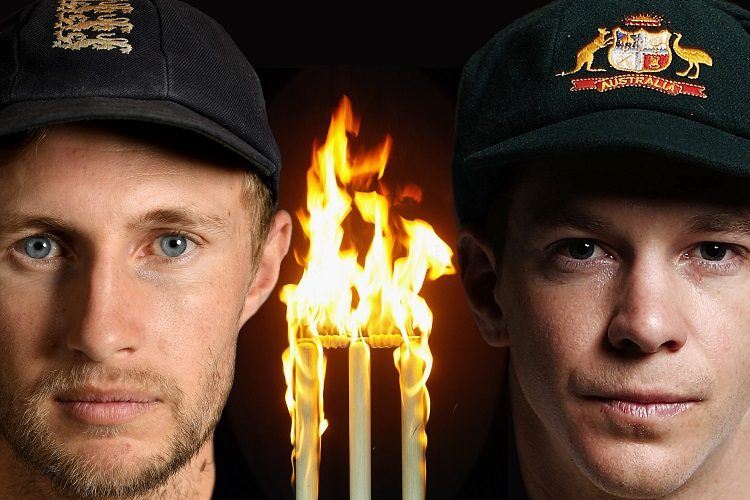 Joe Root Tim Paine Ashes