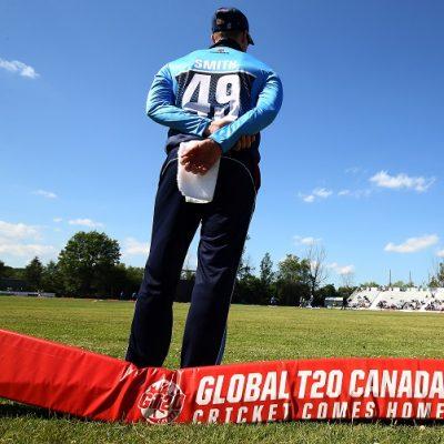 Steven Smith Global T20 Blast Canada