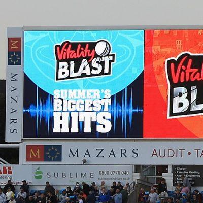 Vitality Blast 2018