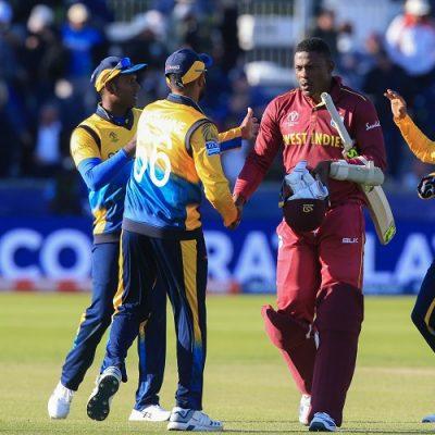 Sri Lanka West Indies