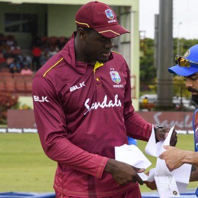 Carlos Brathwaite Virat Kohli India West Indies