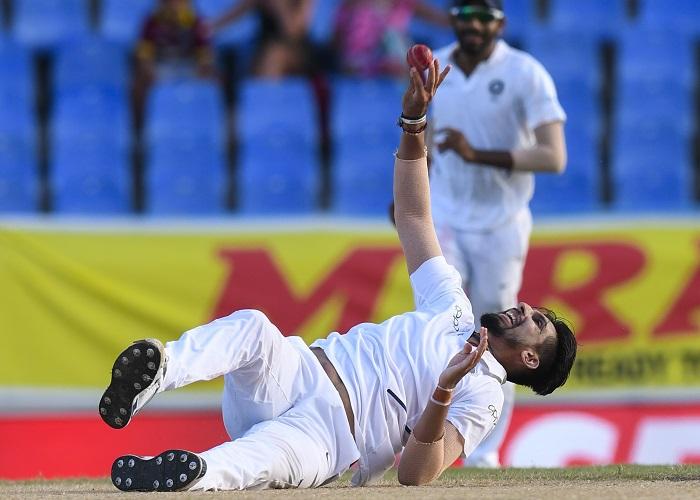 Ishant Sharma West Indies India 2019
