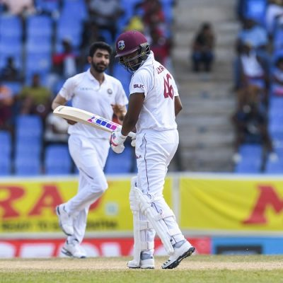 Jasprit Bumrah West Indies India 2019