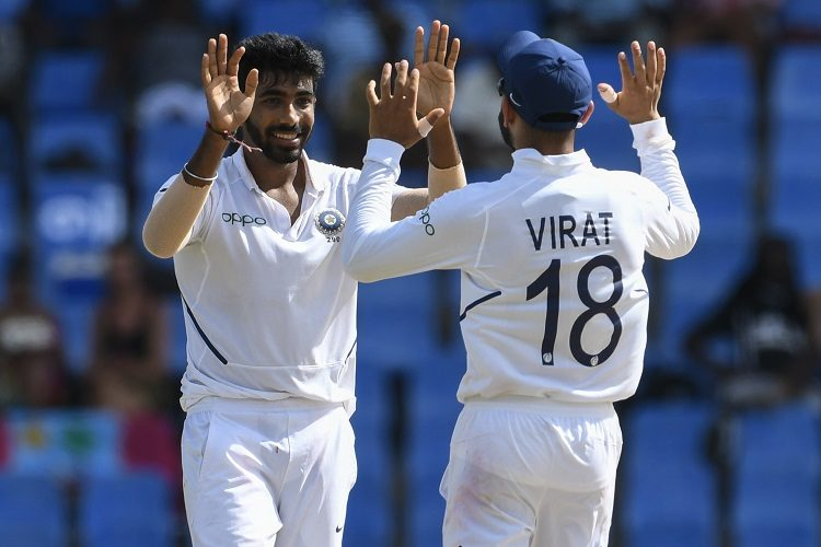 Jasprit Bumrah West Indies India 2019