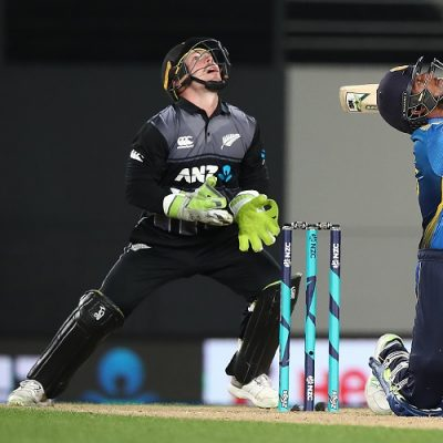 New Zealand Sri Lanka T20I