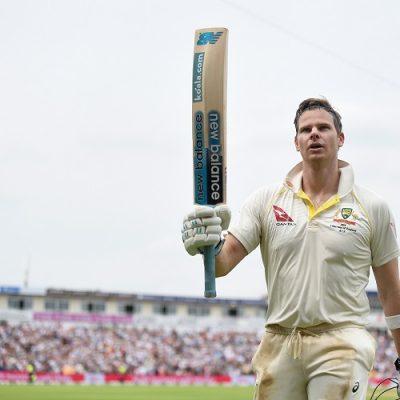 Steven Steve Smith Australia England Ashes 2019