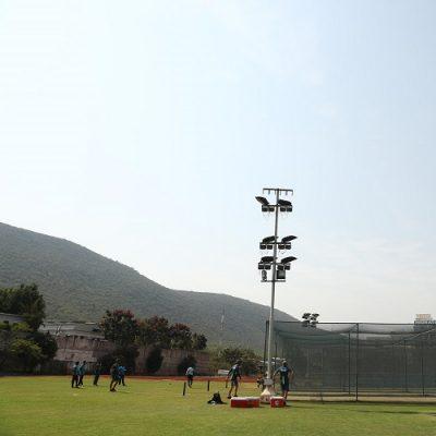 Visakhapatnam Dr YS Rajasekhara Reddy ACA-VDCA Cricket Stadium