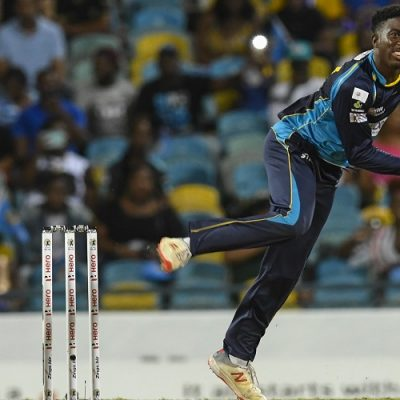 Hayden Walsh Barbados Tridents Caribbean Premier League CPL 2019