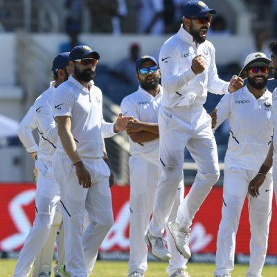 Virat Kohli West Indies India 2019