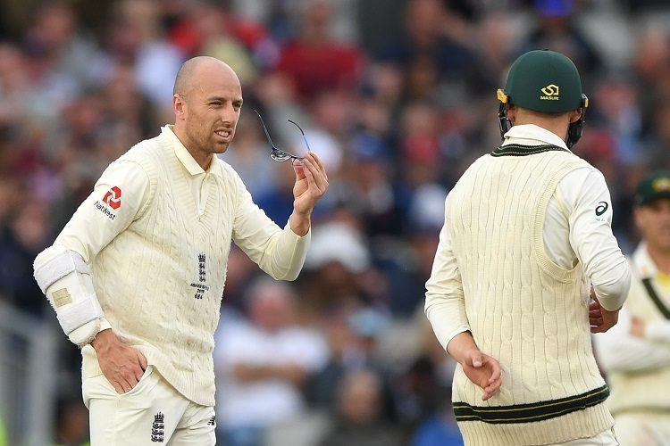 Jack Leach England Australia Ashes 2019